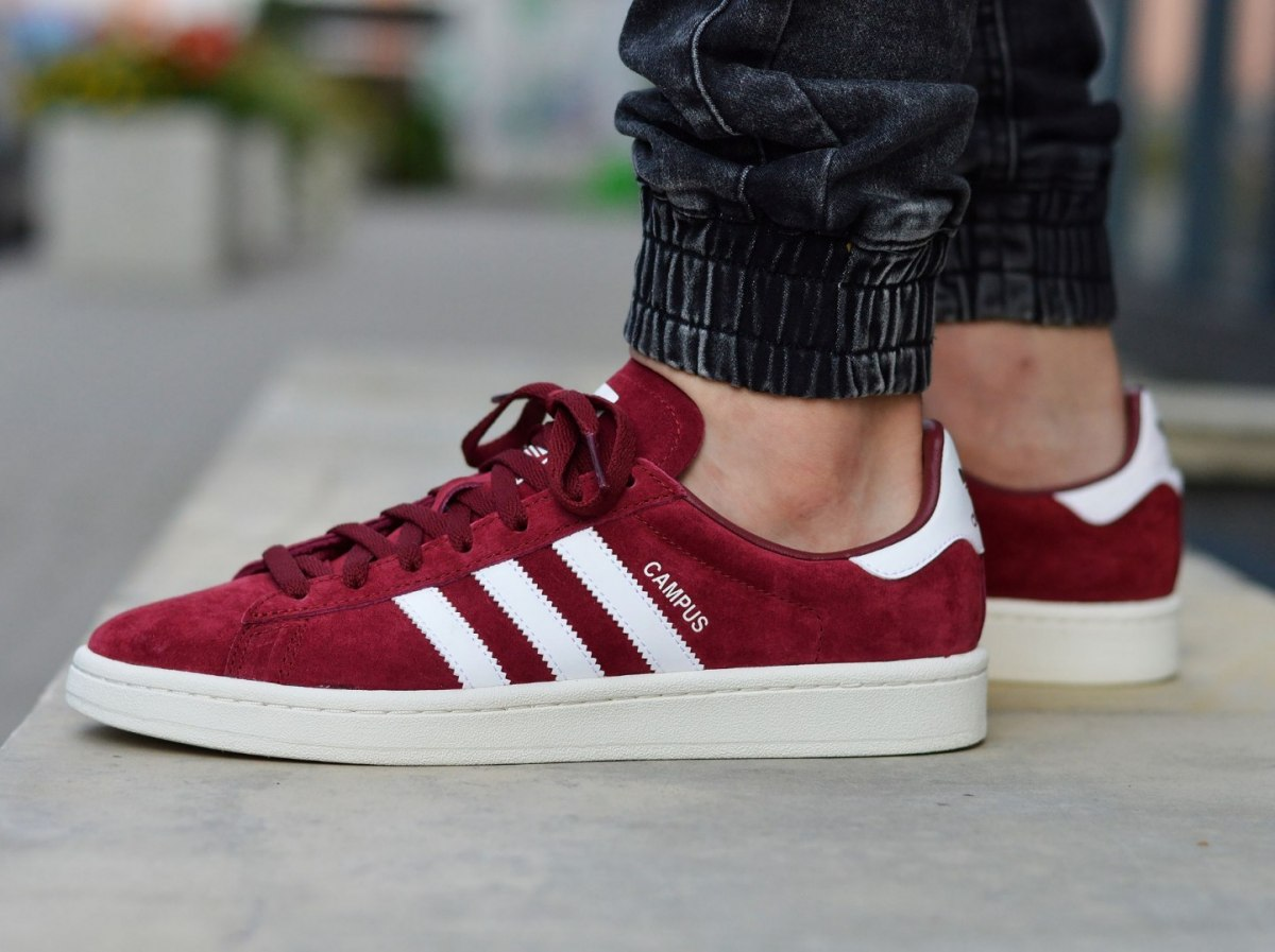 Neu Adidas Campus BZ0087 Mens Sports Shoes Trainers | eBay